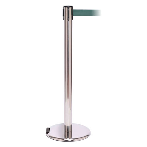 RollerPro Portable Stanchions for Easily Movable Line Barriers