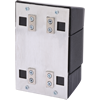 Magnetic Mount - Wall Mounted Barrier Mounting Option